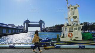 沼津港の写真・画像素材[3165353]