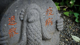 柿生の浄慶寺にての写真・画像素材[3512522]