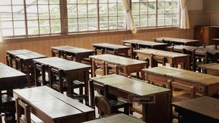 小学校の教室の写真・画像素材[3548713]