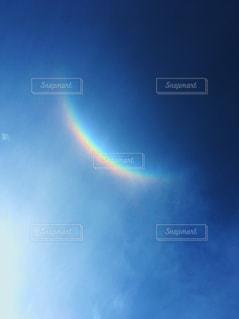 不思議虹の写真・画像素材[2863362]