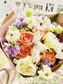 花束の写真・画像素材[4293742]