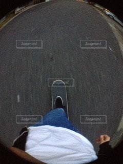 スケートボードの写真・画像素材[109332]