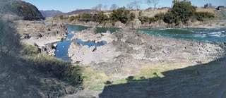 飛騨木曽川国定公園、木曽川の写真・画像素材[3048524]