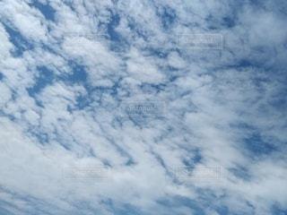空の雲の群の写真・画像素材[3201555]