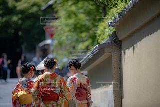 女子旅京都の写真・画像素材[2920853]
