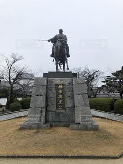 藤堂高虎公の写真・画像素材[2892477]