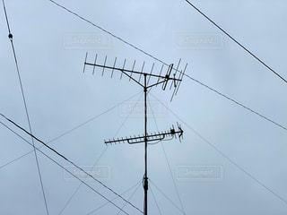 テレビアンテナの写真・画像素材[2985422]