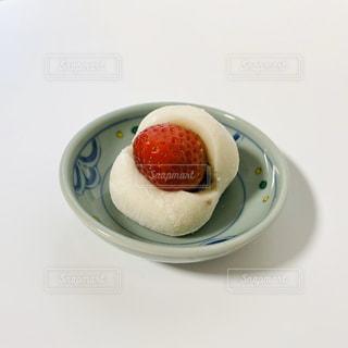 イチゴ大福の写真・画像素材[2985420]