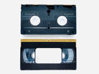 ビデオテープの写真・画像素材[3002154]