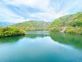 石手川ダム 愛媛松山の写真・画像素材[3156573]