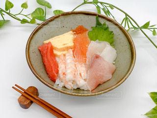海鮮丼の写真・画像素材[3169166]