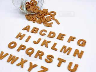 アルファベットの写真・画像素材[3222578]
