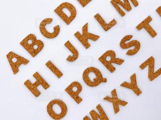 アルファベットの写真・画像素材[3222579]