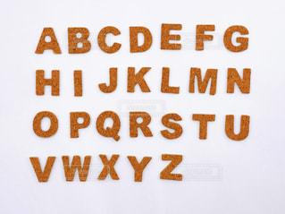 アルファベットの写真・画像素材[3222580]