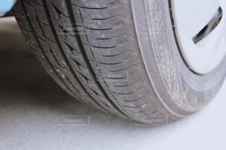 自動車タイヤの写真・画像素材[3413584]