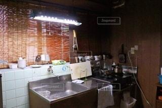 古いキッチンの写真・画像素材[3471856]