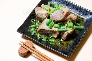 豚の角煮 煮豚の写真・画像素材[3501849]
