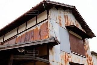 古びた家 撮影許可取得済の写真・画像素材[3506685]