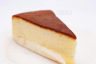 日本風スフレチーズケーキの写真・画像素材[3509987]