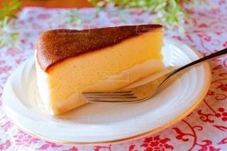 日本風チーズケーキの写真・画像素材[3509991]