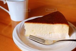 日本風チーズケーキの写真・画像素材[3509993]