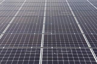太陽光発電の写真・画像素材[3510005]