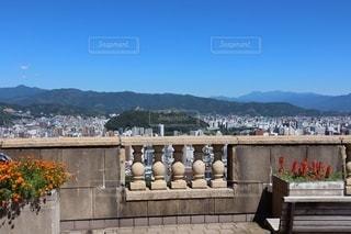 松山城の写真・画像素材[3566759]