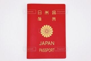 パスポートの写真・画像素材[3633832]