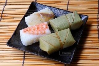 柿の葉寿司の写真・画像素材[3766791]