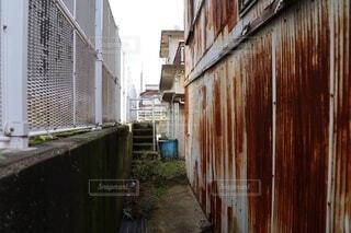 20年以上廃墟となっている家 撮影許可有の写真・画像素材[3912883]