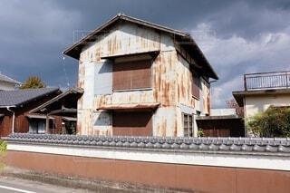 20年以上廃墟となっている家 撮影許可有の写真・画像素材[3912884]