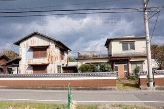 20年以上廃墟となっている家 撮影許可有の写真・画像素材[3912877]