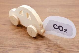 車の排ガスの写真・画像素材[3948570]