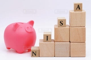 NISA 少額投資非課税制度の写真・画像素材[3985505]