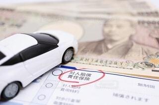 自動車保険 対人賠償責任保険の写真・画像素材[4089508]
