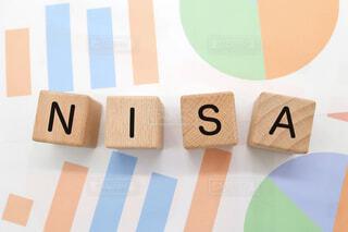 NISA 少額投資非課税制度の写真・画像素材[4571335]