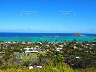 都ハワイ ピルボックスからの眺めの写真・画像素材[2923249]