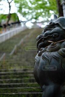 神社の写真・画像素材[109819]