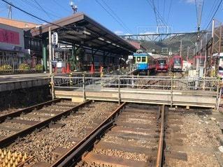 箱根登山鉄道の写真・画像素材[2852082]