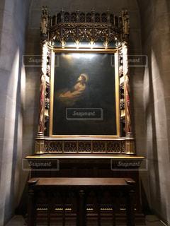 教会の懺悔室の写真・画像素材[2234578]