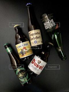 ベルギービールの写真・画像素材[2428484]