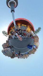 360度の世界の写真・画像素材[2857473]