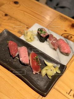 肉寿司専門店の写真・画像素材[2895763]