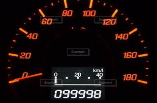 99998kmの写真・画像素材[2930985]