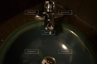 オシャレな洗面台。の写真・画像素材[2933402]