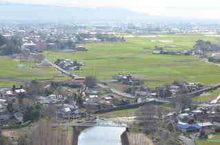寺内ダムからの景色の写真・画像素材[3024243]