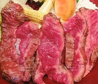 食べ物のクローズアップの写真・画像素材[3814115]