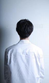 後ろ姿の写真・画像素材[2863231]