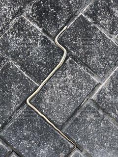 蛇の通り道の写真・画像素材[2870302]
