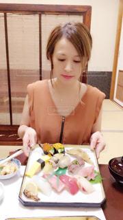 寿司祭りの写真・画像素材[2869565]
